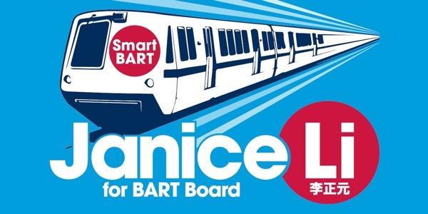 Janice Li for BART